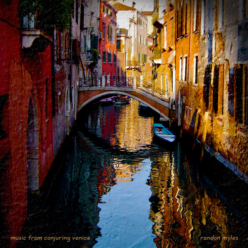 music from conjuring venice