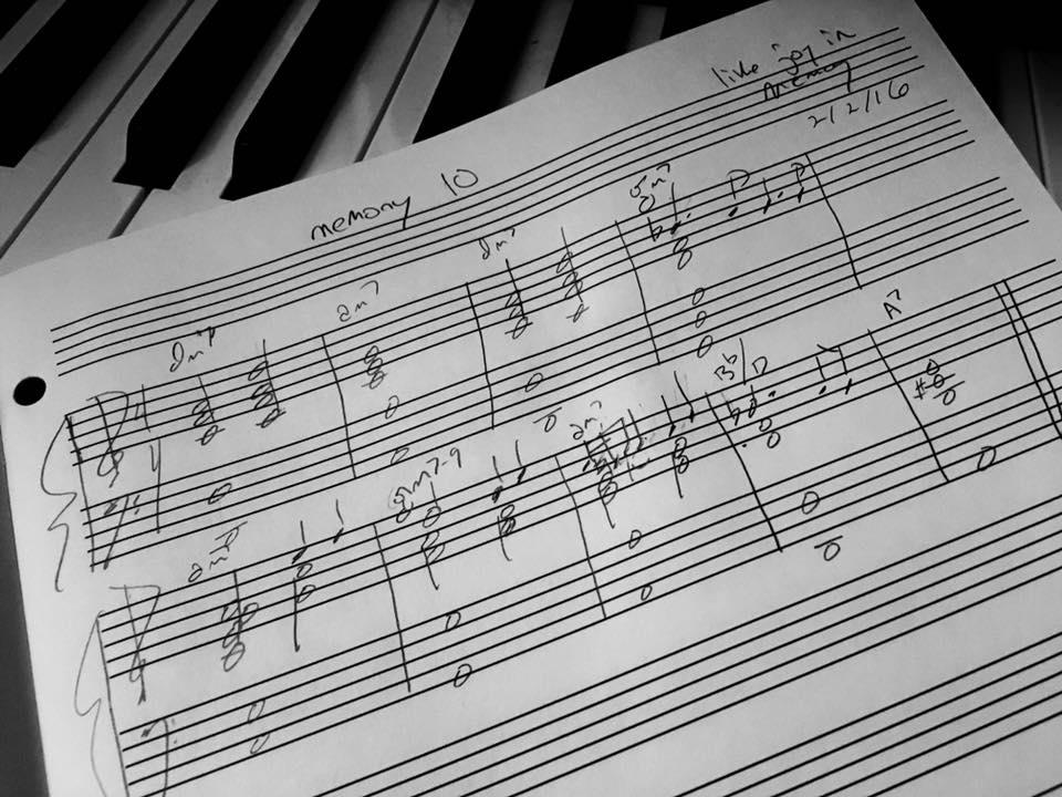 randon myles :: composer, multi-instrumentalist - studio shots